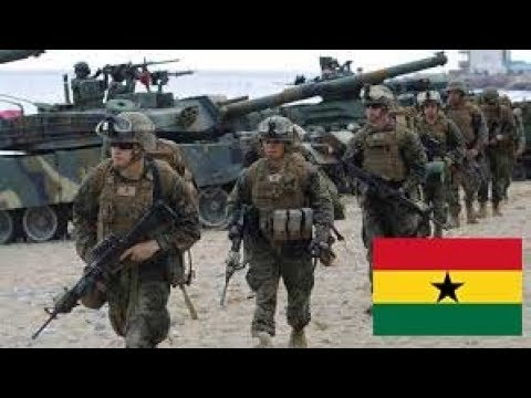 Ghana - US Military Deal: Ghanaian's react to news of US establishing a military base in Ghana