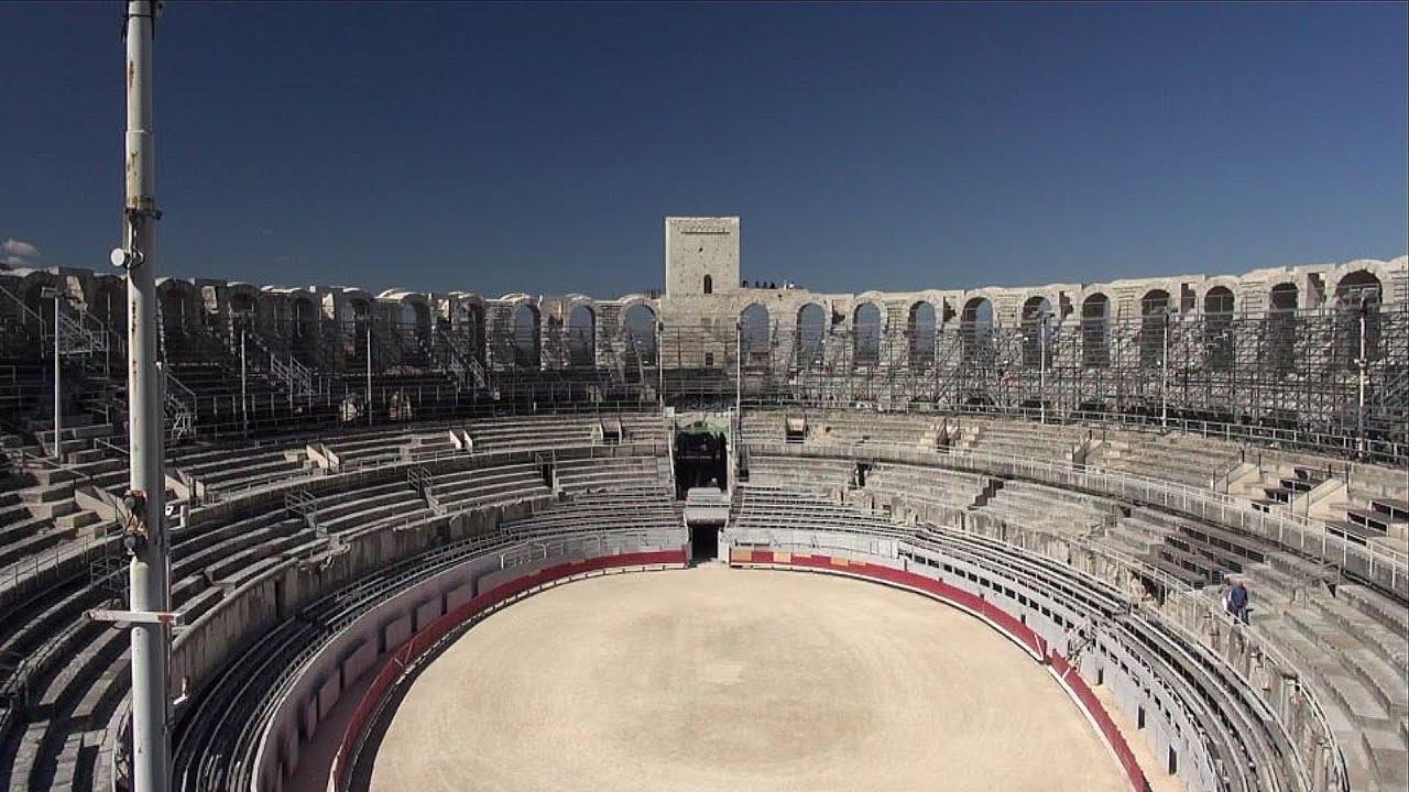 Roman Amphitheatre (MHT)