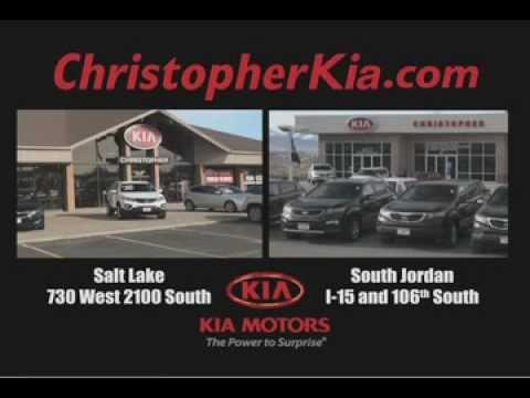 Christopher Kia L Utahu0027s Largest Inventory U0026 Sales Leader!