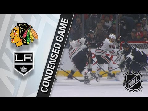 Chicago Blackhawks vs Los Angeles Kings March 3, 2018 HIGHLIGHTS HD