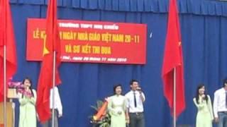 Việt Nam Đất Nước Tuyệt Vời - 20/11 - 12C7