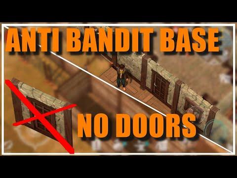 Bandit Proof Base Design + Fighting Bandits (Westland Survival)
