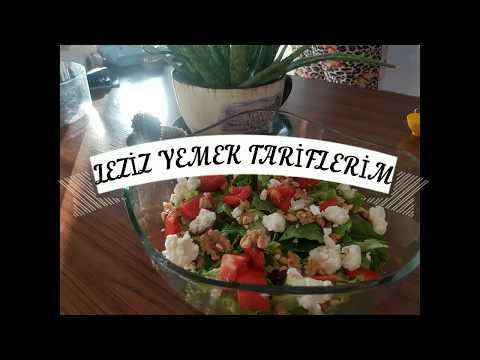 nusretin tulum peynirli salatası sırrı bende dedi  nusret salata salata tarifi