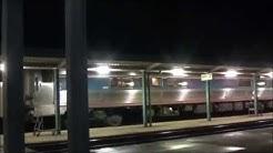 Amtrak 92 Silver Star Arriving in Jacksonville Amtrak Station