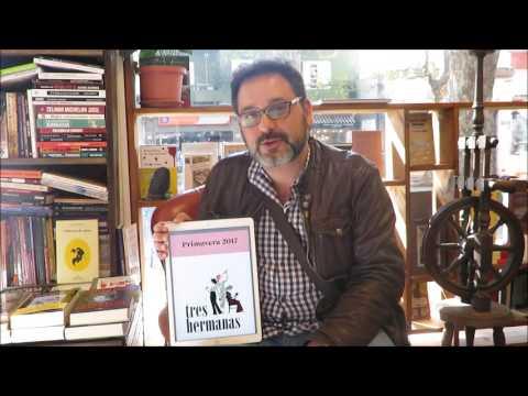 Ramiro Domínguez, editor de Tres hermanas, Sitonia y Sílex