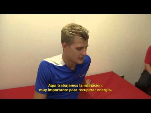 Canal F 1 Latin America in Formula Medicine with Marcus Ericsson