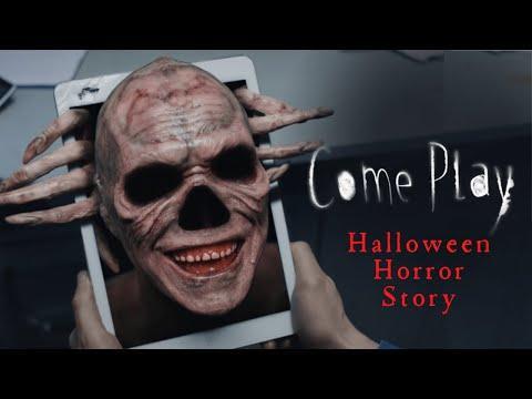 Come Play   Halloween Horror Story   भूतिया कहानी   Hindi Horror Short Film   Khooni Monday E95 🔥🔥🔥