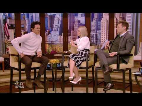 Benjamin Bratt Talks About How He Got His First TV Role