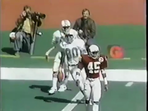 1984 Wk 05 Miami Beats St. Louis 36-28; Highlights With Radio Call