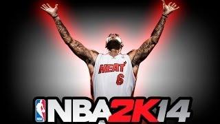 NBA 2K14 Online - BlackTop