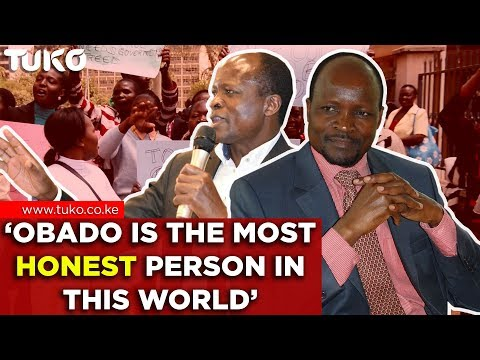 Kenya News Today: Migori Residents Demand The Release of Okoth Obado | Tuko TV