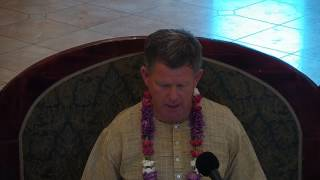 ISKCON SanDiego: H G Dharmasetu Prabhu's Bhagavatam Class on 5/23/2017 thumbnail