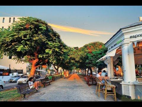Rothschild Boulevard, Tel Aviv Israel - A Must For Any Tourist