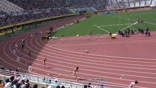 女子400m/1着:SWIETY-ERSETIC Justyna(POL)51秒05 ~セイコーゴールデングランプリ陸上2018大阪~