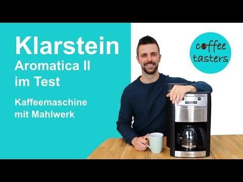 Klarstein Kaffeemaschine Aromatica 2 im Test 2