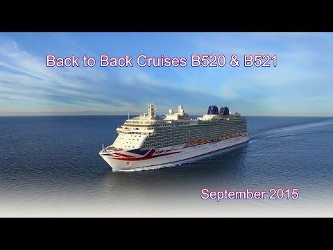 Britannia Cruises B520 & B521