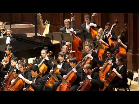 Overture to Russlan and Ludmilla, Mikhail Glinka, Detroit Symphony Civic Orchestra, 3/6/2014