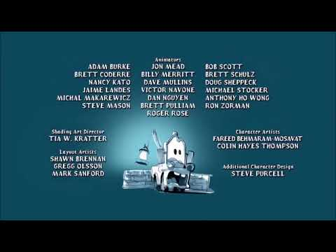 Mater And The Ghostlight Credits