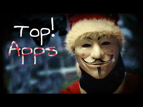 TOP 5 HACKING + BANNED APPS ! Christmas Special