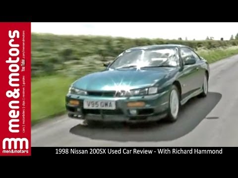 1998 Nissan 200SX Used Car Review - With Richard Hammond