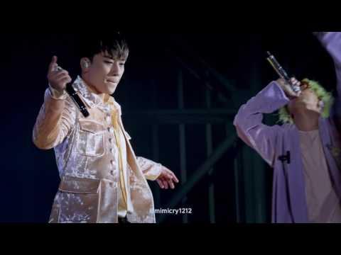 170108 Bigbang 0.TO.10 Final Seoul 빅뱅 승리 천국+위락파 직캠 Seungri Heaven fancam