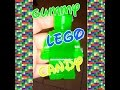 Super Easy & Fun Gummy Lego Candy