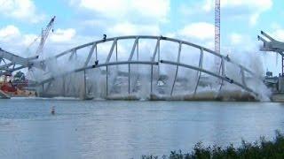 Success After Failed Arkansas Bridge Implosion