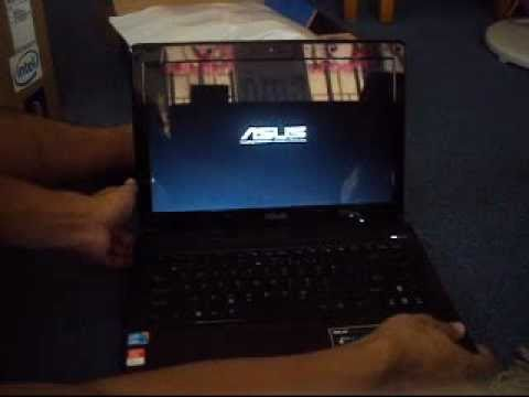 NEW DRIVERS: ASUS K42JA TOUCHPAD