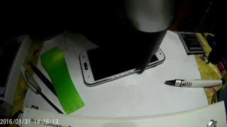 Samsung Galaxy J2 sm-j200h/ds замена тачскрина, сенсора