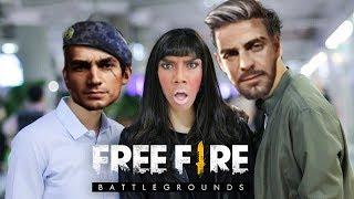 Free Fire🔫#113 - ปลอมเป็นกระเทย เจอ 2 หนุ่มหื่น!!