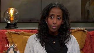 Emy Maru vägrar ge upp kampen att få hem sin fängslade far Fikru Maru - Malou Efter tio (TV4)
