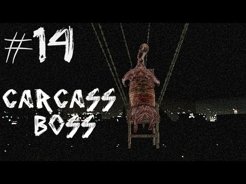Cry of Fear - FLOATING CARCASS BOSS - Gameplay Walkthrough - Part 14