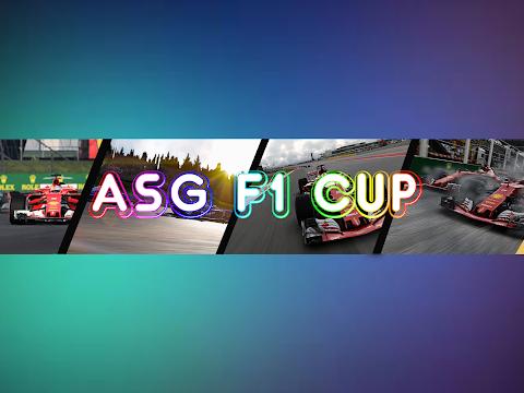 ASG F1 CUP  (F1 2017) / WISBROOD