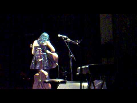 Terra Naomi - Nobody knows you anymore @ Teatro Italia, Rome - First Italian Tour 2009