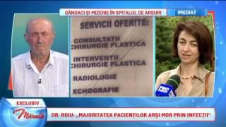 Medicul care a filmat pacientul cu viermi vorbeste