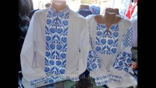 Купити стильні та святкові # вишиванки, #вишиті сорочки, #вишиті плаття(, 2017-04-04T19:36:46.000Z)
