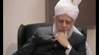 Gulshan-e-Waqfe Nau (Nasirat) Class: 27th February 2010 - Part 3 (Urdu)