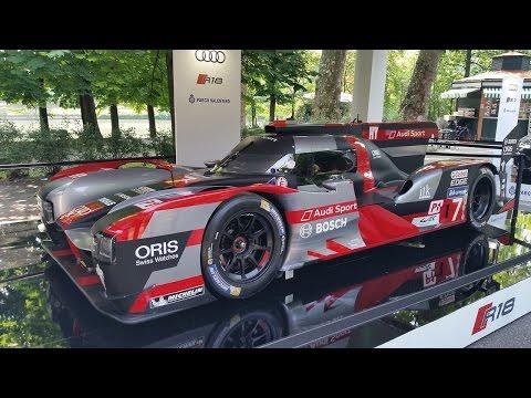 Audi R18   Parco Valentino 2016