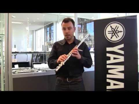 Yamaha YFL211 and YFL221 Series Flutes | Better Music