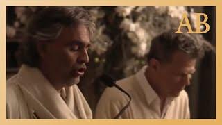 Andrea Bocelli - Caro Gesù Bambino