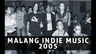 Indie Musik malang Parade Balebarong cafe 2005