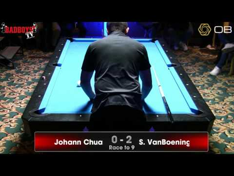 Shane VanBoening vs. Johann Chua thumbnail