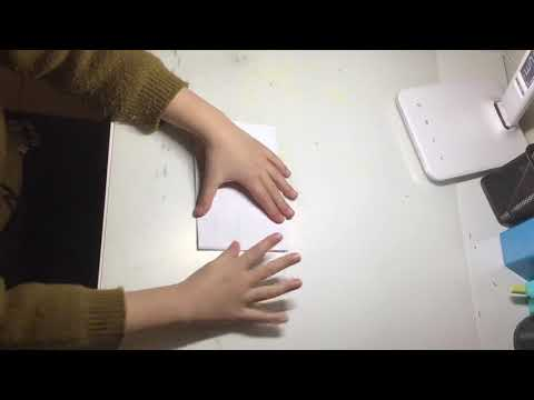 How to make a DIY paper piano