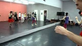 Видео урок степа для начинающих | Школа Светланы Медведевой занятие