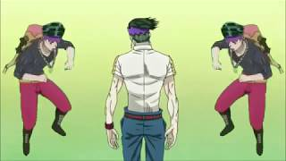 rohan does some weird warmup