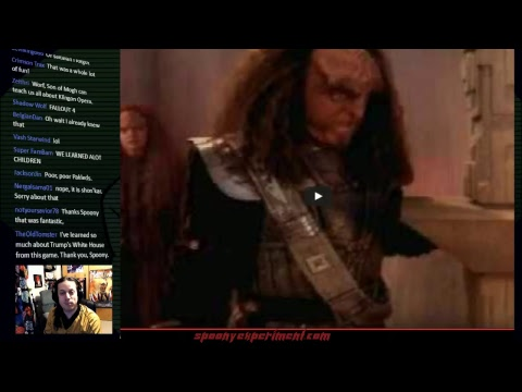 Live Wire - Holodeck Klingon Special