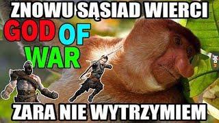 WREDNY SOMSIAD!  - GOD OF WAR! #26