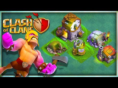BOOSTED TROOPS & LOOT! Clash of Clans Builder Base 4 Let's Play