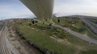 Piper Seneca (PA34) LECU-LEMT. GoPro, FSM.