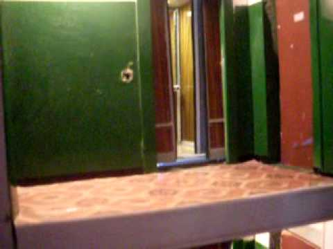 старый автоматический лифт видео